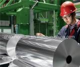 El papel de aluminio se utiliza para el Envasado de Alimentos