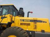 Maquinaria da engenharia e de construção de Sinomach carregador da roda de 5 toneladas