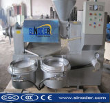 De plantaardige Machine van de Verwerking van de Verdrijver van de Pers van de Molen van de Olie van de Zaden van het Fruit Koude