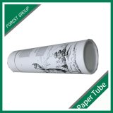 Progettare il contenitore per il cliente di tubo della carta da stampa