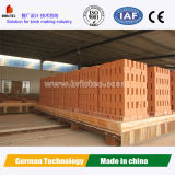La technologie de l'Allemagne la fabrication de briques de la machine pour l'argile briques