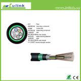 Fil de terre/câble supplémentaires composés de fibre optique de G652D Opgw