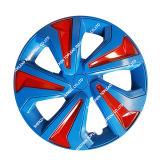 ユニバーサル車のための卸し売り普及した二色のプラスチックAnti-Wear車輪のホイールキャップ