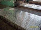 Piatto Checkered di alluminio (5052, 5083, 5754)