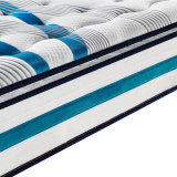 泡(FB831)が付いている寝室の家具の高炭素の良い鋼鉄スプリング入りマットレス