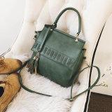Borsa della spalla del sacchetto di Tote dell'imbracatura del sacchetto della signora frizione di disegno del boutique di modo