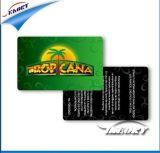 T5577 cartão do hotel RFID com Hico ou a listra magnética do Loco