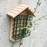 Fiore d'attaccatura di legno ecologico unico del Fsc che organizza cestino