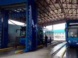 Automatische Bus-und LKW-Waschmaschine mit Galvanisierung-Material