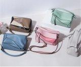 Saco de couro das mulheres do desenhador do plutônio do saco da forma das senhoras da fábrica de Guangzhou
