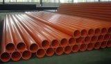 Manchon de protection de câble électrique souterrain de câblage du tuyau de conduit