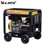 力のディーゼル発電機セット(DG6000E)