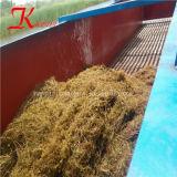 moteur diesel portable sous tension automatique complet de la récolteuse de mauvaises herbes aquatiques