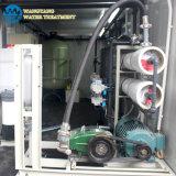コンテナに詰められた72t/D ROの海水の脱塩装置