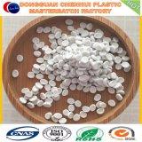 50% Dosierung des Einfüllstutzen Masterbatch Gebrauches im nichtgewebten Gewebe-CaCO3-Einfüllstutzen Masterbatch