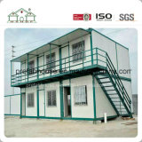 Luz móvel de baixo custo da estrutura a estrutura de aço Prefab Recipiente Modular Casa/Escritório Dormitório