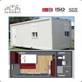 HOME modular portátil Prefab da casa do recipiente da casa para o canteiro de obras