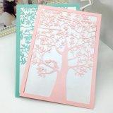 Cartão de papel personalizado para papel de presente personalizado