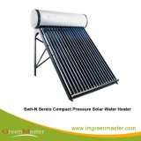 Sereis Swh N aquecedor solar de água de pressão compacto 180L