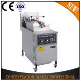 Máquina profunda del filtro de petróleo de la sartén del penique de Henny del Ce de la máquina de la sartén de Mdxz-25 Kfc