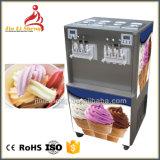 Selbstreinigende weiche Eiscreme-Maschine mit vorkühlensystem