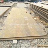 Anti-abreibende Stahlblech-haltbare Stahlplatte der Stahlplatten-Mn13