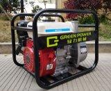 Neuer Typ - 2 Zoll-Benzin-Wasser-Pumpe Wp20 mit starkem Rahmen