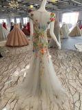 Платье подходящих и пирофакела вышивки шнурка вечера и выпускного вечера