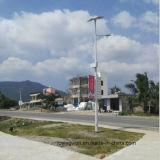 Цены на 7 м на расстоянии 40-50 Вт Светодиодные лампы с Soncap улицы солнечной энергии
