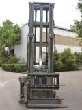 Con los Estados Unidos el sistema de control eléctrico de tres vías estrechas Apiladora carretilla elevadora