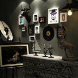 Famliy Foto-Rahmen für Hauptdekoration mit Weiß und Schwarzem