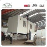 Precio de fabricante de paneles sándwich de estructura de acero de la casa de contenedores modulares prefabricados