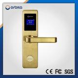 Fechamento do hotel da chave de cartão do RF com sistema impermeável do fechamento de porta do hotel