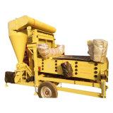 Limpeza da máquina de revestimento de sementes de grãos