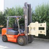 Dieselgabelstapler mit Papierrollenschelle