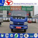 트럭 2.5 톤 90 HP Shifeng Fengshun 쓰레기꾼