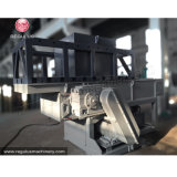 Plastikreißwolf-/zerreißen Maschinerie mit einzelner Welle