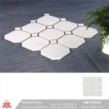 Mattonelle di mosaico di ceramica del materiale da costruzione (VMC7M101, 300X300mm+95X95X6mm/25X25X6mm)