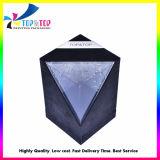 Usine de Shenzhen flanelle noir papier Emballage bougie personnalisé