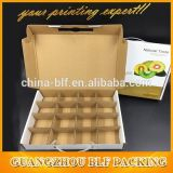 Papel corrugado personalizado Embalaje Caja artesanal