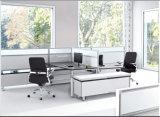 Malla negra de alta calidad ajustable Comference Silla de oficina