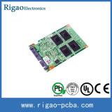 Una cara Fr4 de circuito impreso PCB con el conjunto de PCB