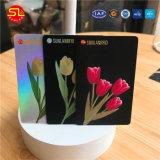 Amostra grátis! Cartão de RFID de PVC da China