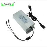 Uscita doppia di caso di alluminio 24 volt rifornimento di corrente continua di CA di 6 ampère Fy2406000