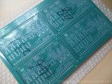 PWB di elettronica di RoHS circuito di 2 strati con la mascherina verde