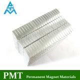 Магнит дуги N33sh постоянный с материалом NdFeB магнитным