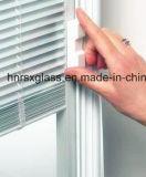 Zonneblind-tussen-glas Venster & het Isolerende Glas van de Deur met Zonneblinden