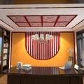 Panneau de plafond acoustique d'insonorisation décorative