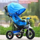 As crianças populares de triciclo Kids 3 Wheeler Carro de Pedal para venda