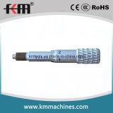 teste di micrometro di 0-5mm con la graduazione di 0.02mm